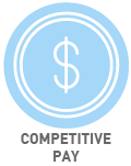 Competitive Pay