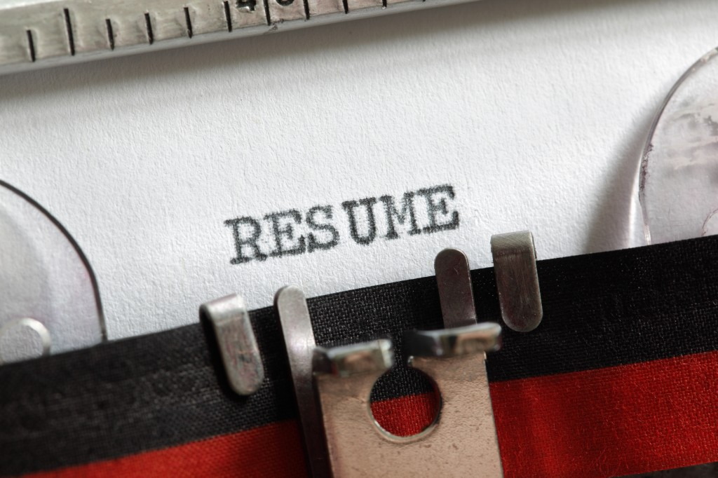 Life Hacks Creating a Resume