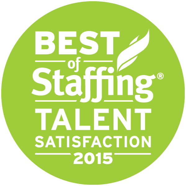 Best of Staffing - Talent 2015