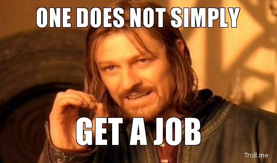 job interview tips meme