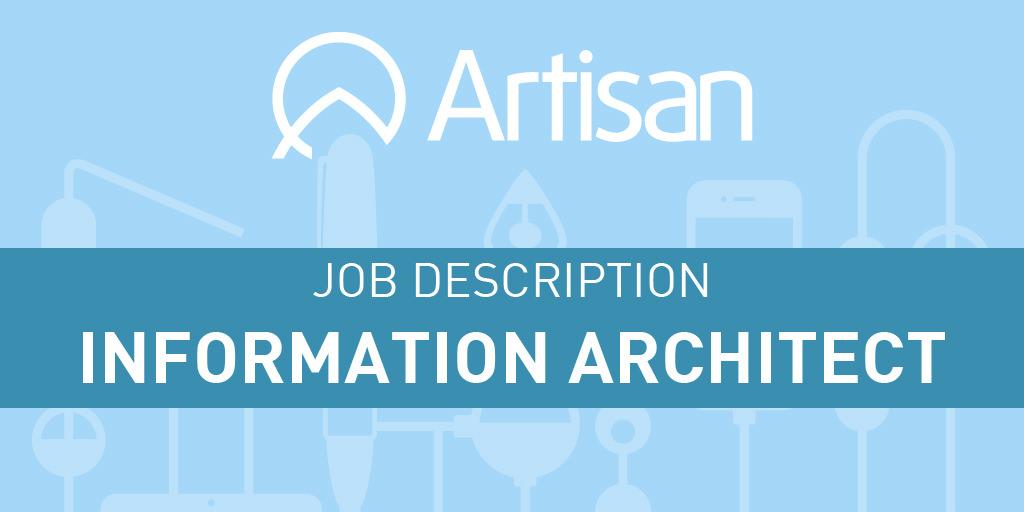 Information Architect Job Description