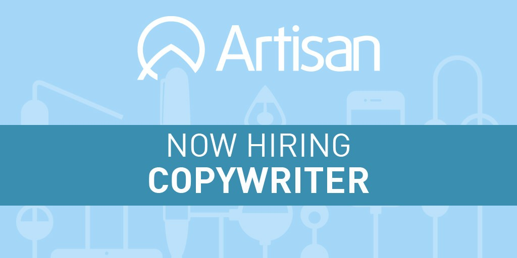 Copywriter Job Description  Artisan Talent