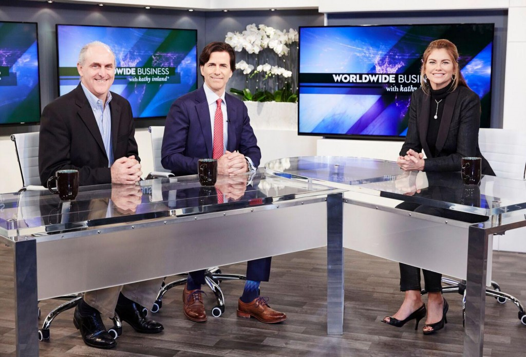 Bejan and Cameron Douraghy on Worldwide Business with Kathy Ireland