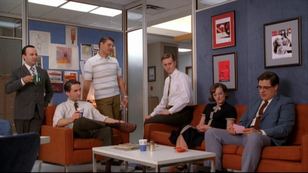Mad Men Creative Teams