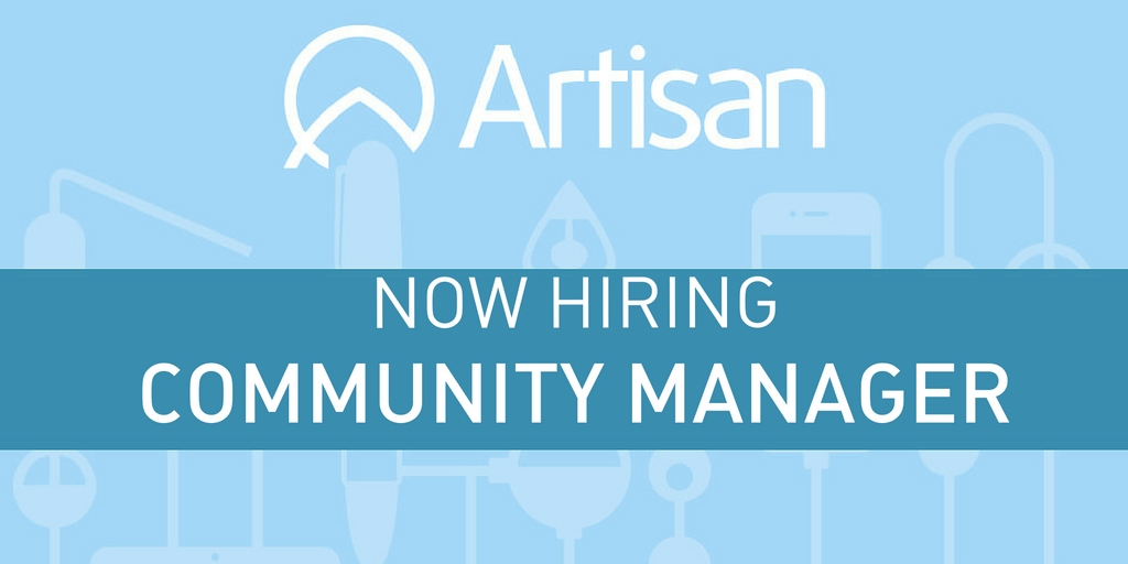 Community Manager Job Description - Artisan Talent
