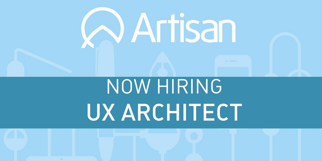 Ux Architect Job Description  Artisan Talent