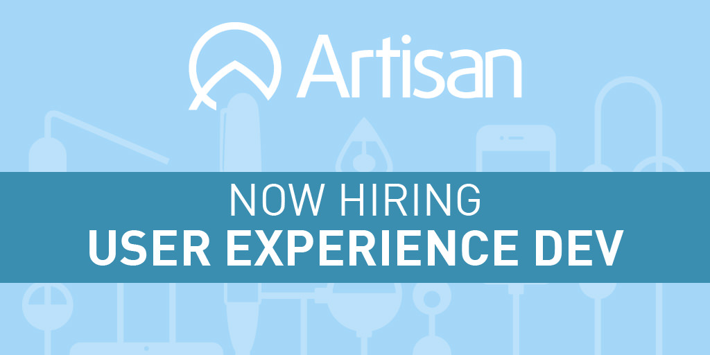 UX Developer Job Description - Artisan Talent