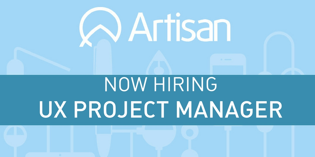 Ux Project Manager Job Description  Artisan Talent
