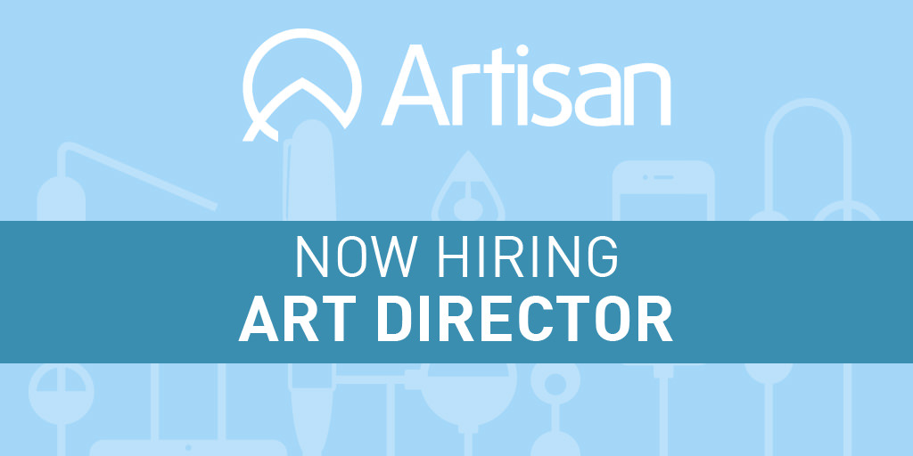 Art Director Job Description  Artisan Talent