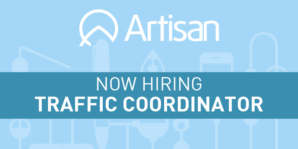 Traffic Coordinator Job Description  Artisan Talent