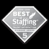 best of staffing talent 2014-18 artisan talent