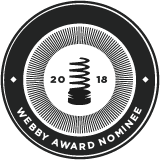 2018 Webby Award Nominee - Employmemnt