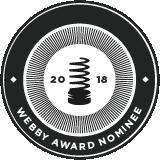 2018 Webby Award Nominee - Employmemnt