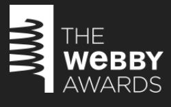 The Webby Awards Website Logo